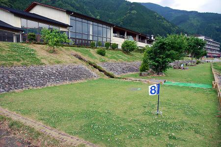 グラウンドゴルフのイメージ写真