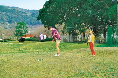 パターゴルフのイメージ写真