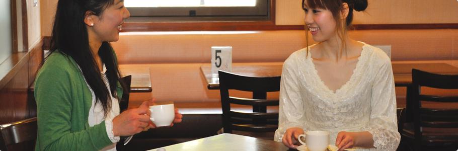1階レストラン写真