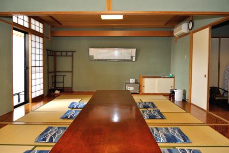 2階有料個室(ひだまり・せせらぎ・やまびこ・あかつき)