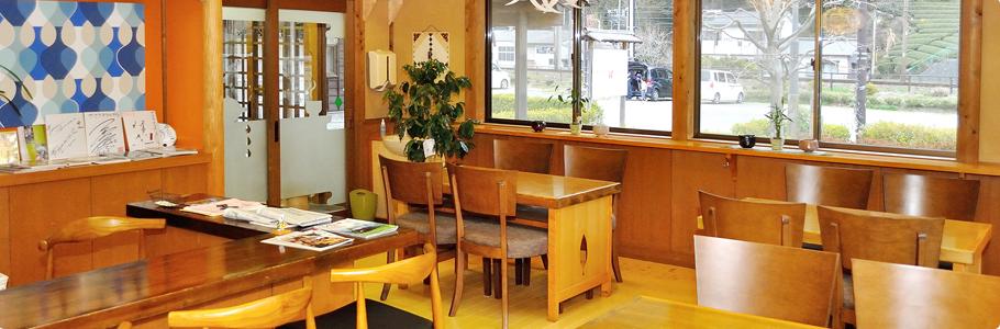 カフェ サクラテラス写真